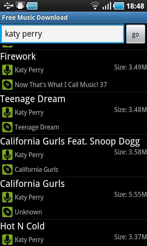 Download Free Music Download til Android til Android - RealApps.dk: Apps anmeldt på Dansk
